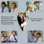 Jim and Pam Forever