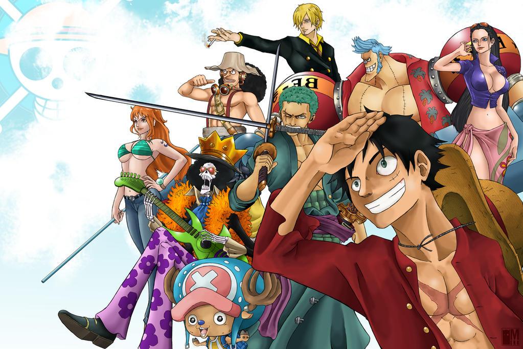 Turbo One Piece Fan Art!!! by VaissLogus on DeviantArt BK61