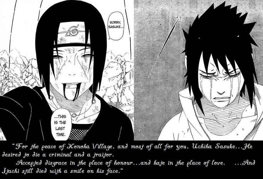 itachi and sasuke last time by sonyadawn on deviantart