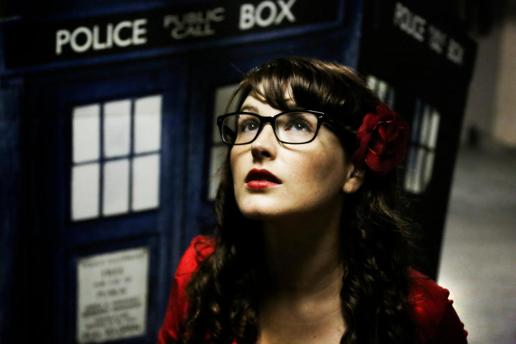 Oswin Oswald Cosplay IV (glasses) by coconutarrows