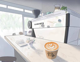 Glitch coffee