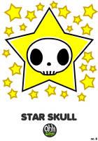 OHS: Star Skull by Yo-Bonewire-Boy