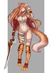 [CM] concept art Fox-Gladiator