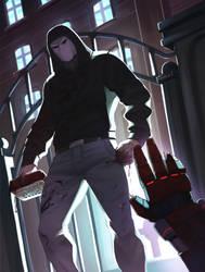 [CM] Mercenary by limach-an