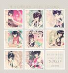 korean girl icons 2