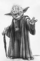 Master Yoda by leatris