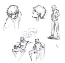 Kross Sketches