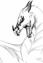 Drago by FuriarossaAndMimma