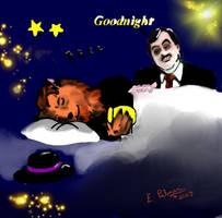 Goodnight by FuriarossaAndMimma