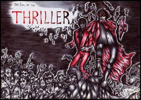 Thriller by FuriarossaAndMimma