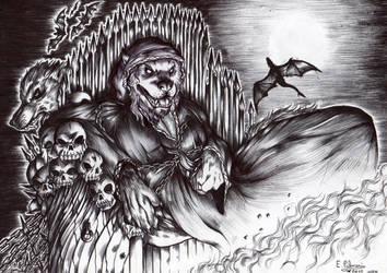 Week 17-The Dark Minister by FuriarossaAndMimma