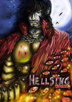 Hellsing-Vlad Dracula by FuriarossaAndMimma