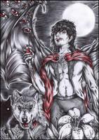 Dracula by FuriarossaAndMimma