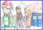 Doctor Who-Clothes for Rio