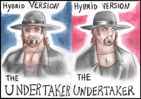 The Undertaker-Hybrid Version by FuriarossaAndMimma