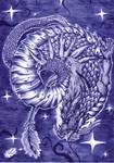 Week 29-Blue Dragon