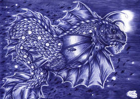 Week 31-Deep Blue by FuriarossaAndMimma