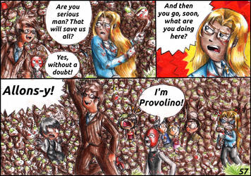 The Adventures of Provolino- p 57 by FuriarossaAndMimma
