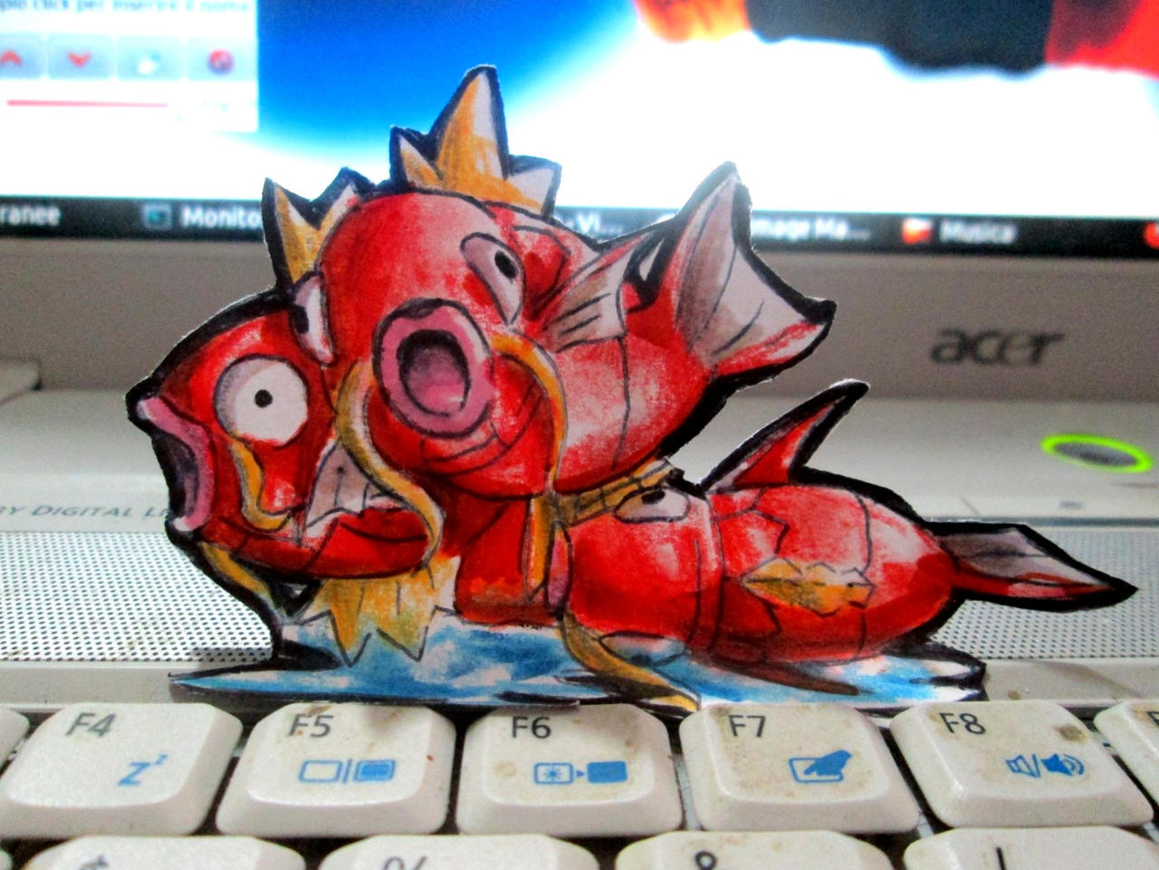 Paperchild 205.Pokemon#132 - Ditto by FuriarossaAndMimma on DeviantArt