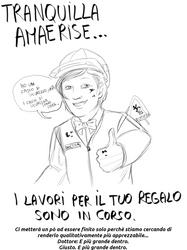 For Amaerise - Lavori in corso! by FuriarossaAndMimma