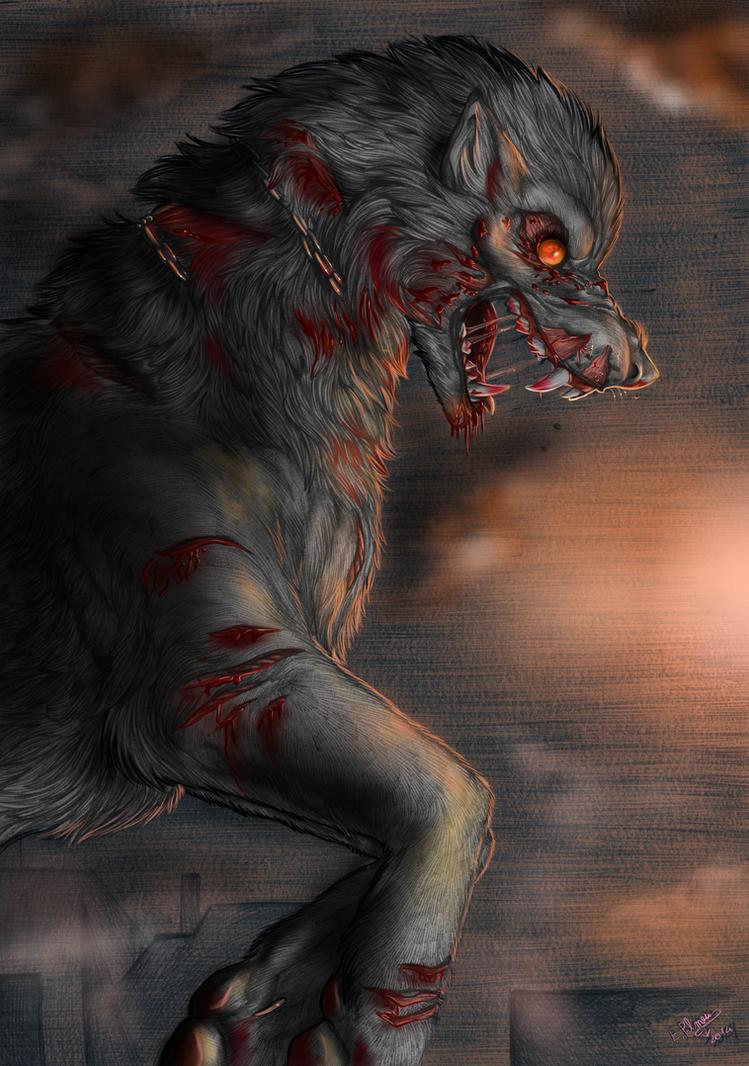 Fenrir - Blood by FuriarossaAndMimma