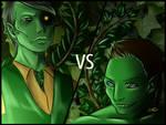Hannibal vs Matthew - Little Shop of Cannibals