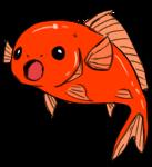 Mini Goldfish 1 by FuriarossaAndMimma