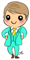 Mini Chibi Hannibal Lecter by FuriarossaAndMimma