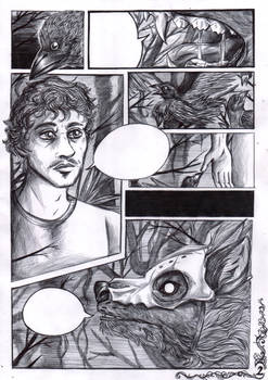 The Wolf in me - pag 2 - PREVIEW