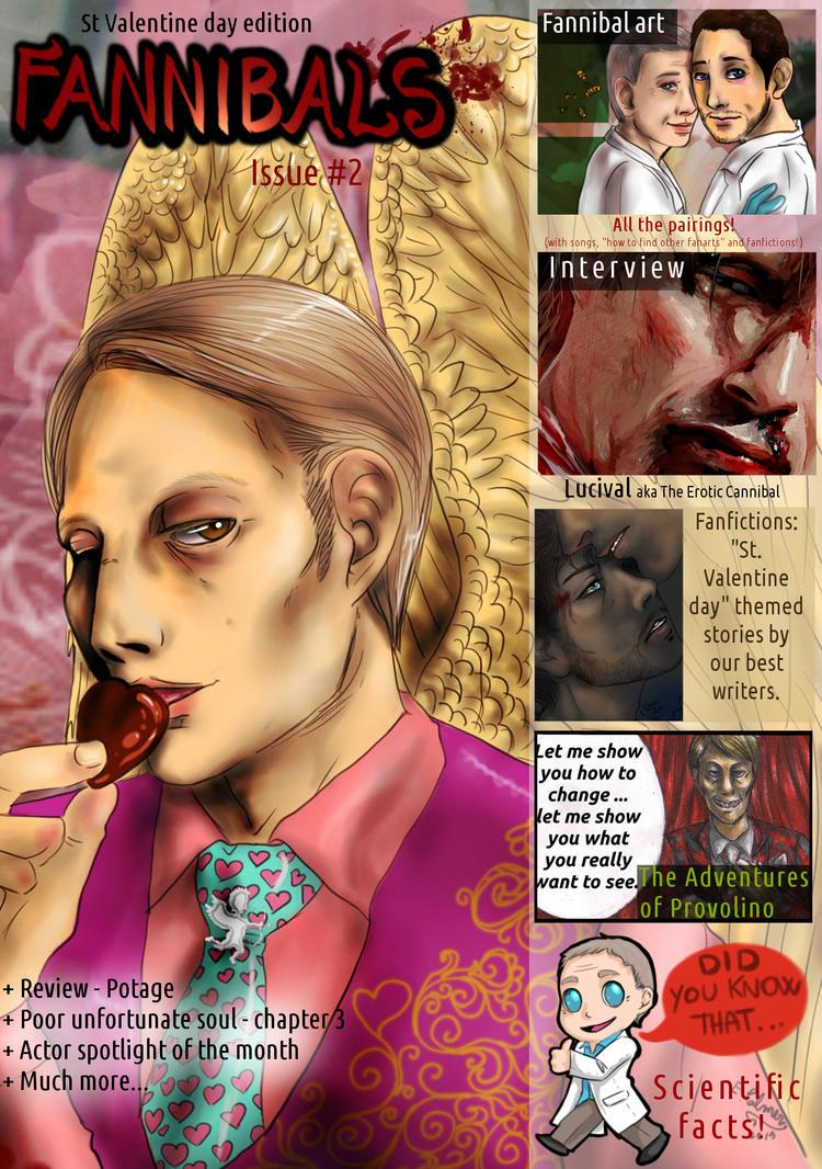 Fannibals - Issue #2 - Free PDF by FuriarossaAndMimma