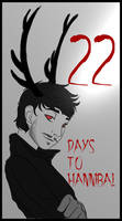 Hannibal countdown for the 3rd season - 22