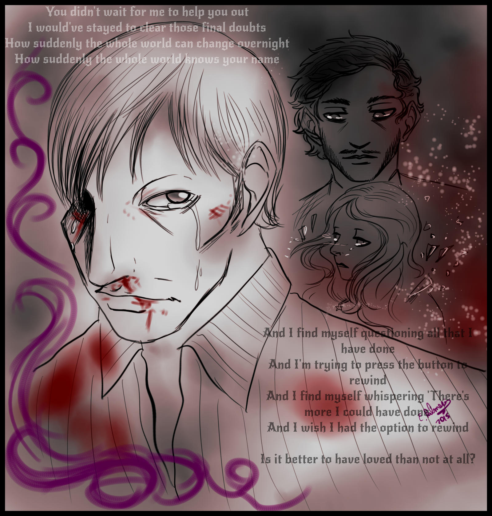 Hannibal - It is bettere to have loved by FuriarossaAndMimma