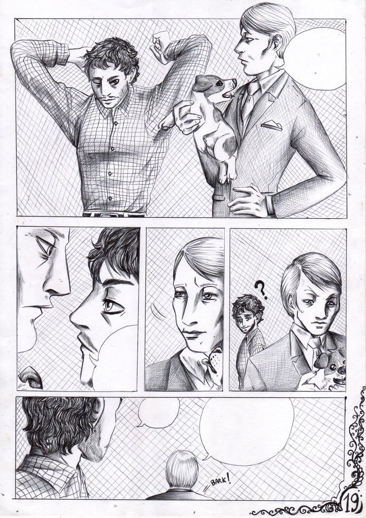Exoterism - page 19 - Preview by FuriarossaAndMimma