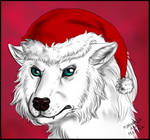 Commission - Werewolf Christmas 2