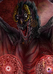 Ermes the Warlock by FuriarossaAndMimma