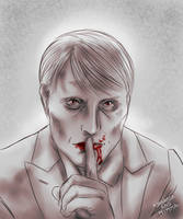 Hannibal daily sketch 251