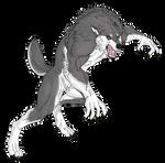 Commission - Crinos Rex