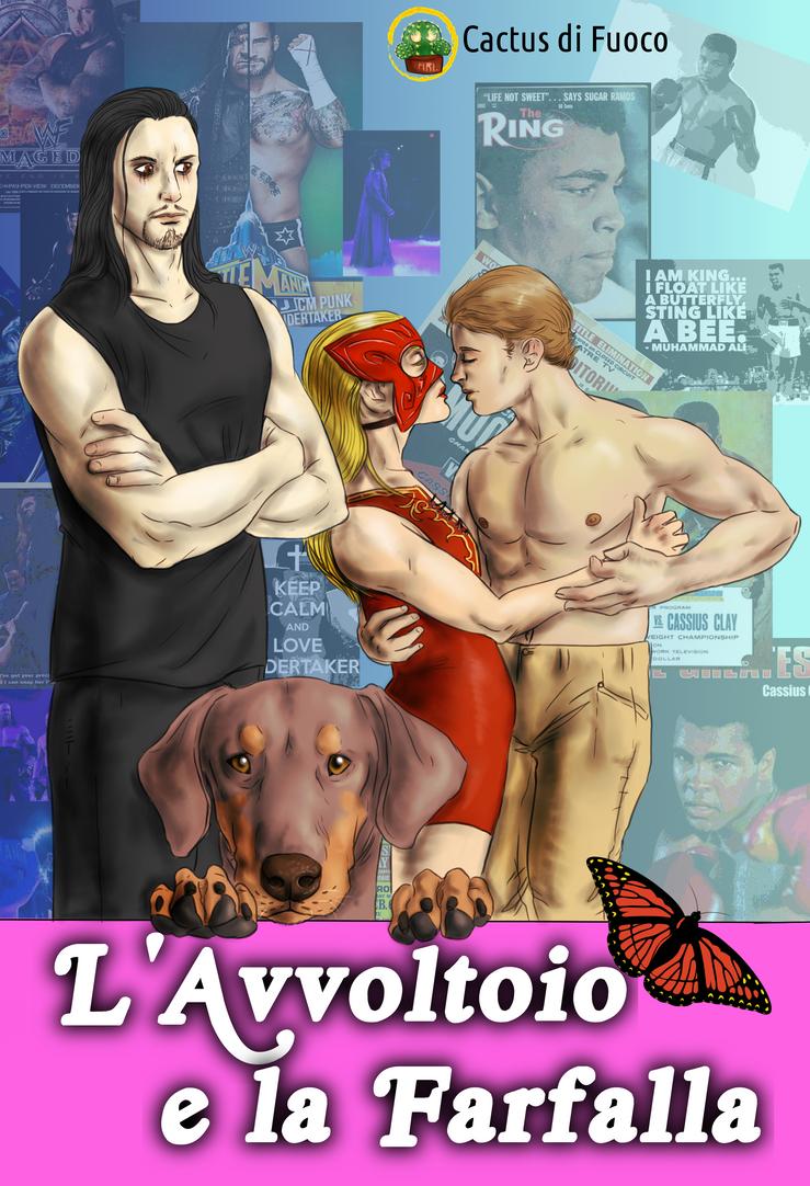 Avvoltoio e Farfalla cover by FuriarossaAndMimma
