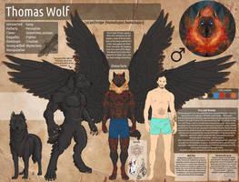 Thomas Wolf reference sheet