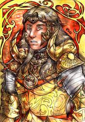 Sun Warrior - Elios Magister