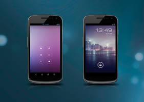 Galaxy Nexus #1 by diggedy