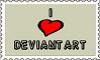 I heart Deviant 2 by FreakyLaurent