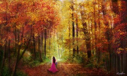 Forest of Dreams by Jonsama