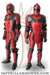 Dark  Knight Leather Fantasy Armor Suit