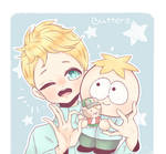 dlc Butters doll