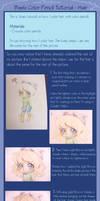 Basic Color Pencil tutorial