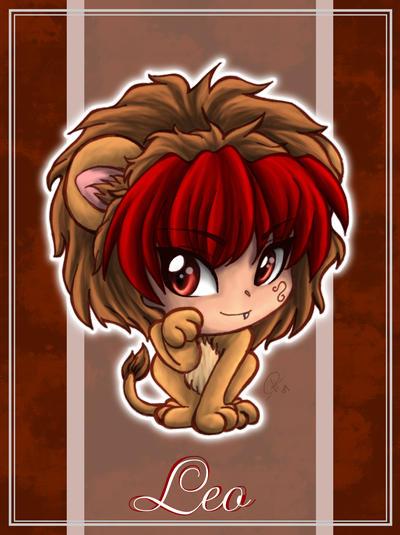 Zodiac series - Leo by angelnablackrobe on DeviantArt