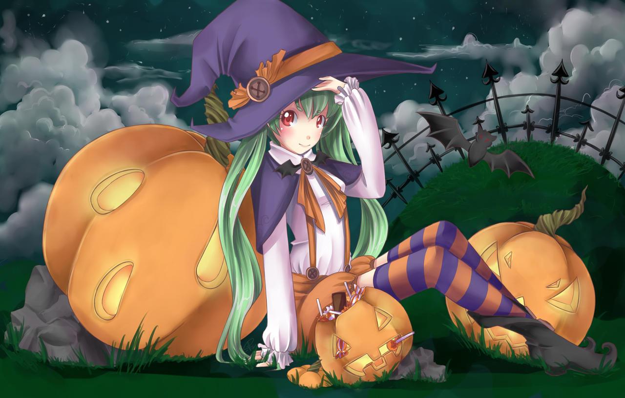 Halloween Berry by angelnablackrobe