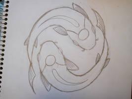 Koi Tattoo by ZombieBait17