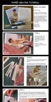 Paper Weaving Tutorial by ATCfanatics